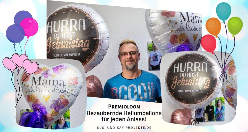 Heliumballons-Thump-Groß