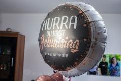 Hurra-Geburtstag-Heliumballons