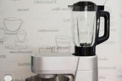 Privileg-Küchenmaschine-Glas-Mixer