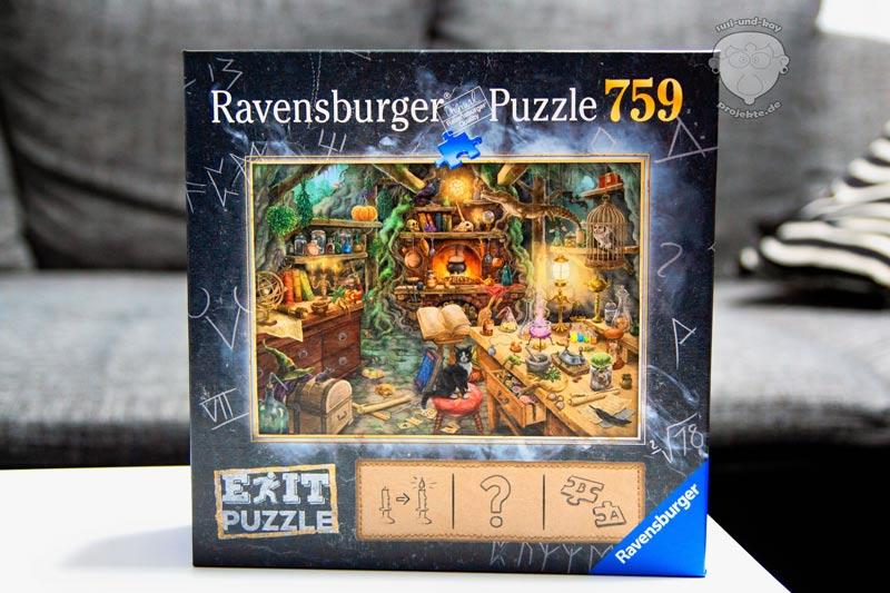 Ravensburger-EXIT-Puzzle-Hexenküche