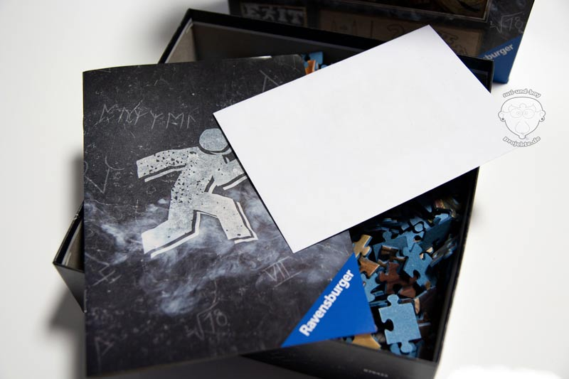 Ravensburger-EXIT-Puzzle-Lösung-Umschlag