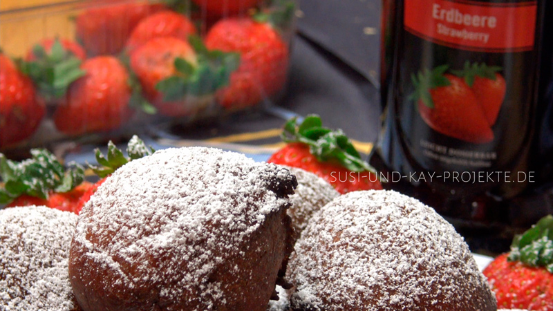 Riemerschmid-Sirup-Erdbeere-Quarkbaellchen