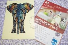 skullpaper-elefant-drucken
