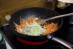 Tescoma-Wok-mit-Gemüse