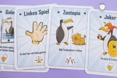 Trinkspiele-Kartendesign