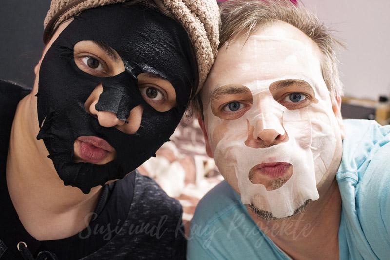 Kneipp-Tuchmasken-Pflege-Produkttest