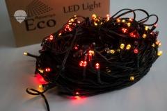 Weihnachten-Lichterkette-rot