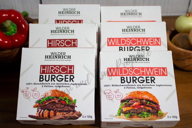 WILDER-HEINRICH-Burger-Lover-Paket