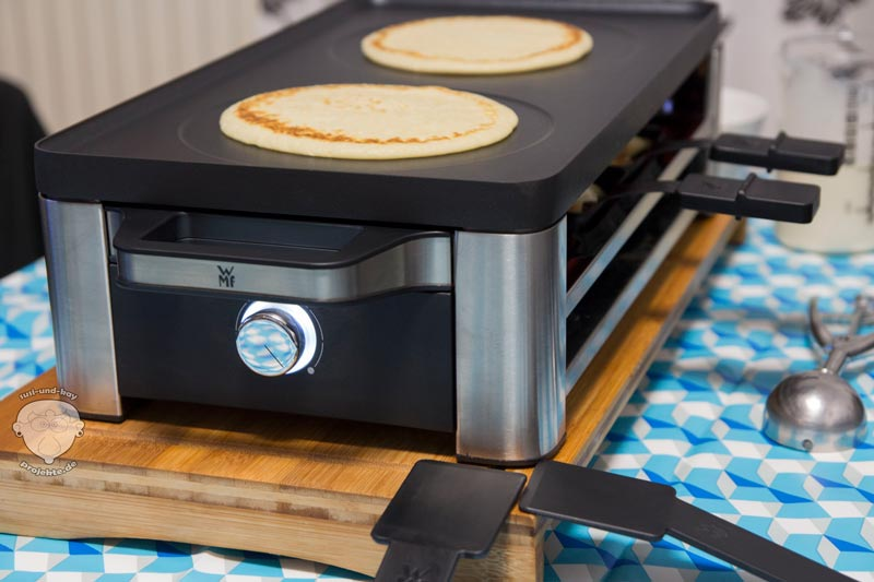 herzhaft oder s wmf lono raclette susi und kay projekte. Black Bedroom Furniture Sets. Home Design Ideas