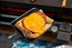 Raclette-Pizza-mit-Käse