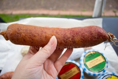 Wurstspezialitäten-aus-Thüringen-Salami