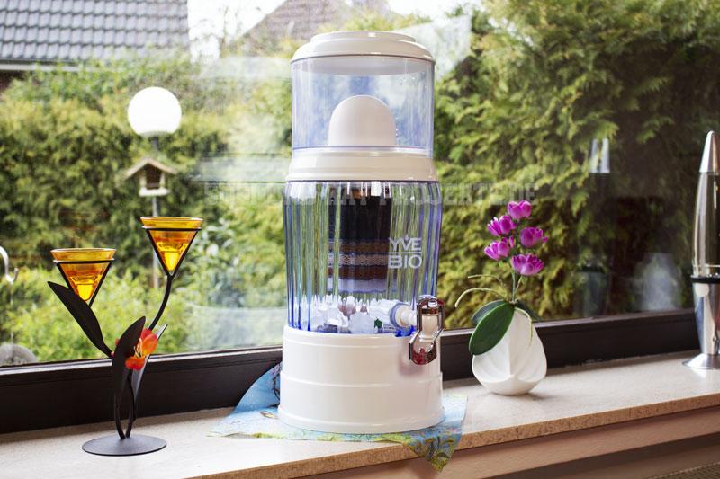 YVE-BIO-Wasser-Filter