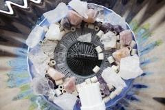Bergkristall-im-Wasser-Tank