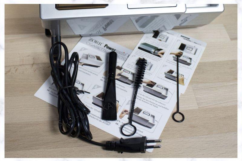 Elektrische-Zigarettenstopfmaschine-Zubehör