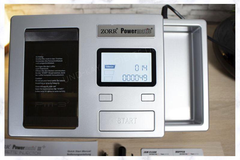ZORR-Powermatic-3-Elektrische-Zigarettenstopfmaschine