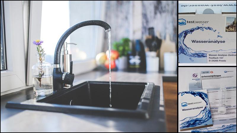 leitungswasser testen wasseranalyse susi und kay projekte. Black Bedroom Furniture Sets. Home Design Ideas