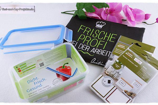 Avery Zweckform Etiketten Produkttest Paket
