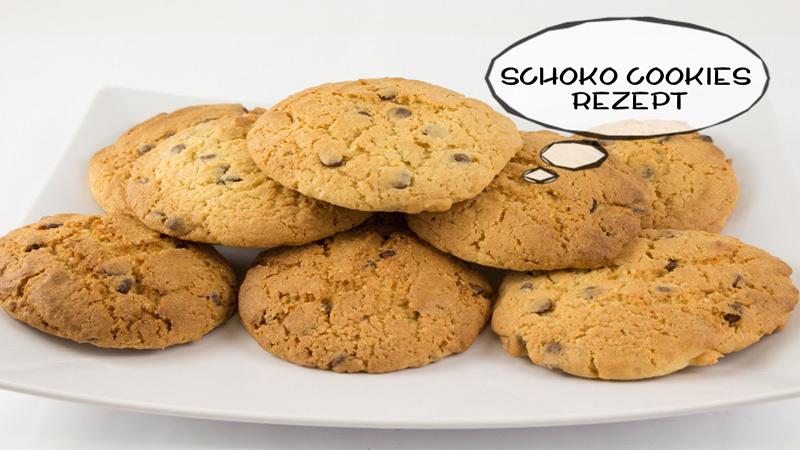 leckere schoko cookies rezept susi und kay projekte. Black Bedroom Furniture Sets. Home Design Ideas