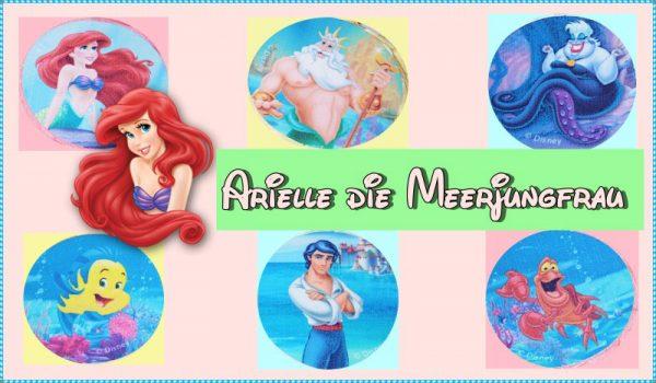 Disney Ariel Zuckeraufleger