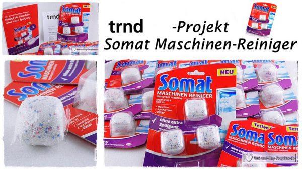 Somat Maschinen-Reiniger Test
